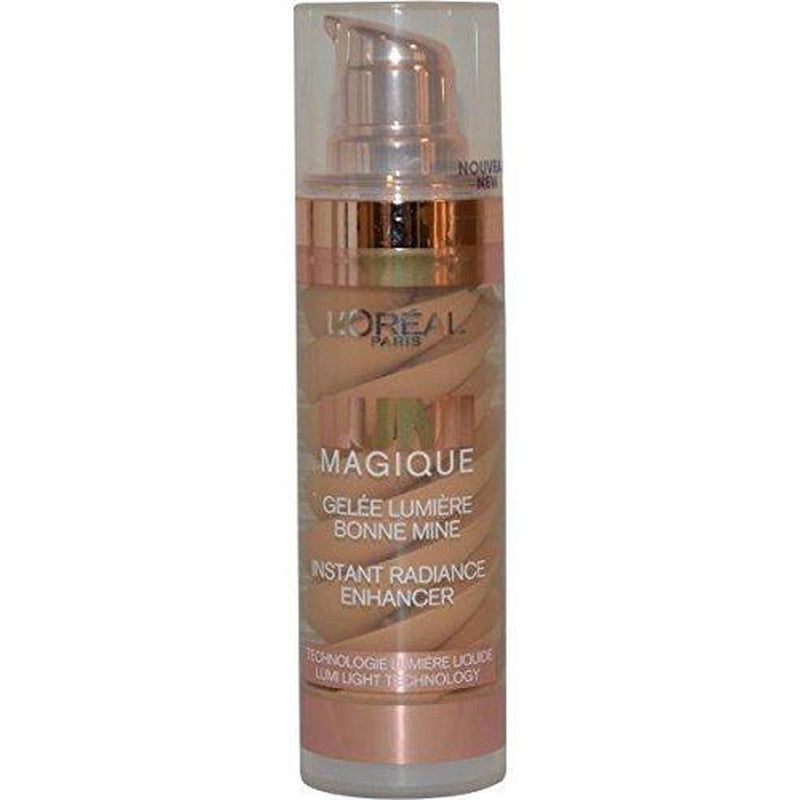L'Oreal Lumi Magique Gebe Lumiere Instant Radiance Enhancer-L'Oreal Paris-FACE-Foundation-NZOutlet