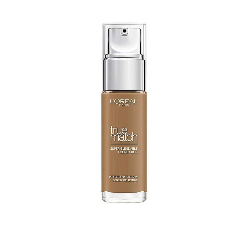 L'Oreal True Match Super - Blendable Foundation - 9.5D/9.5W Mohogany-L'Oreal Paris-FACE-Foundation-NZOutlet