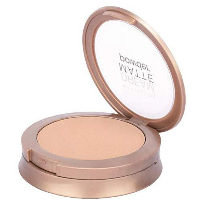 Maybelline Dream Mat Powder - 05 Apricot Beige-Maybelline-FACE-Face Powder-NZOutlet