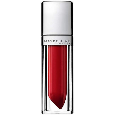 Maybelline New York Color Sensational Color Elixir Lip Color/Lacquer - 505 Signature Scarlet-Maybelline-LIPS-Lip Color-NZOutlet