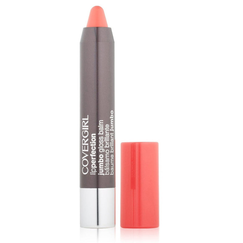CoverGirl Lipperfection Jumbo Gloss Balm - 235 Coral Twist-CoverGirl-LIPS-Lip Balm-NZOutlet