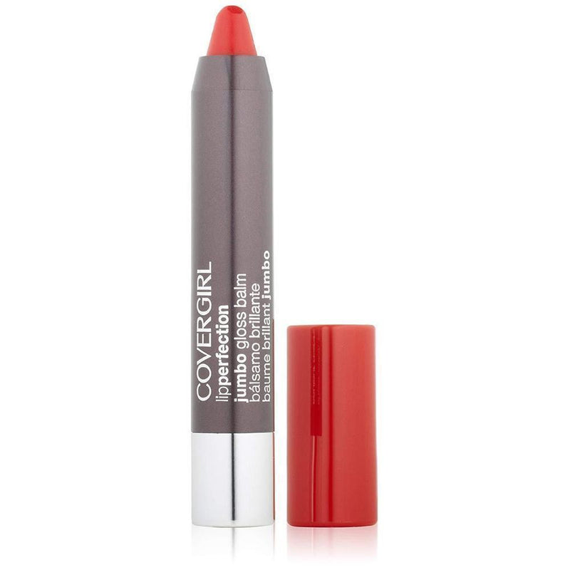 CoverGirl Lipperfection Jumbo Gloss Balm - 250 Scarlet Twist-CoverGirl-LIPS-Lip Balm-NZOutlet