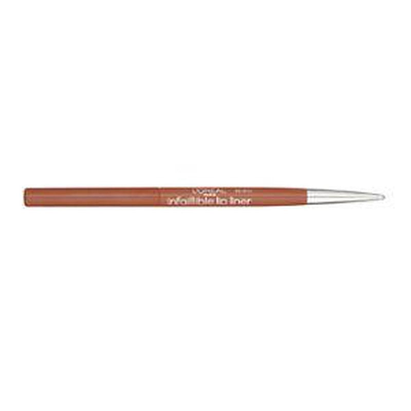 L'Oreal Infallible Indefectible Lip Liner - 715 Unlimited Brown-L'Oreal Paris-LIPS-Lip Liner-NZOutlet