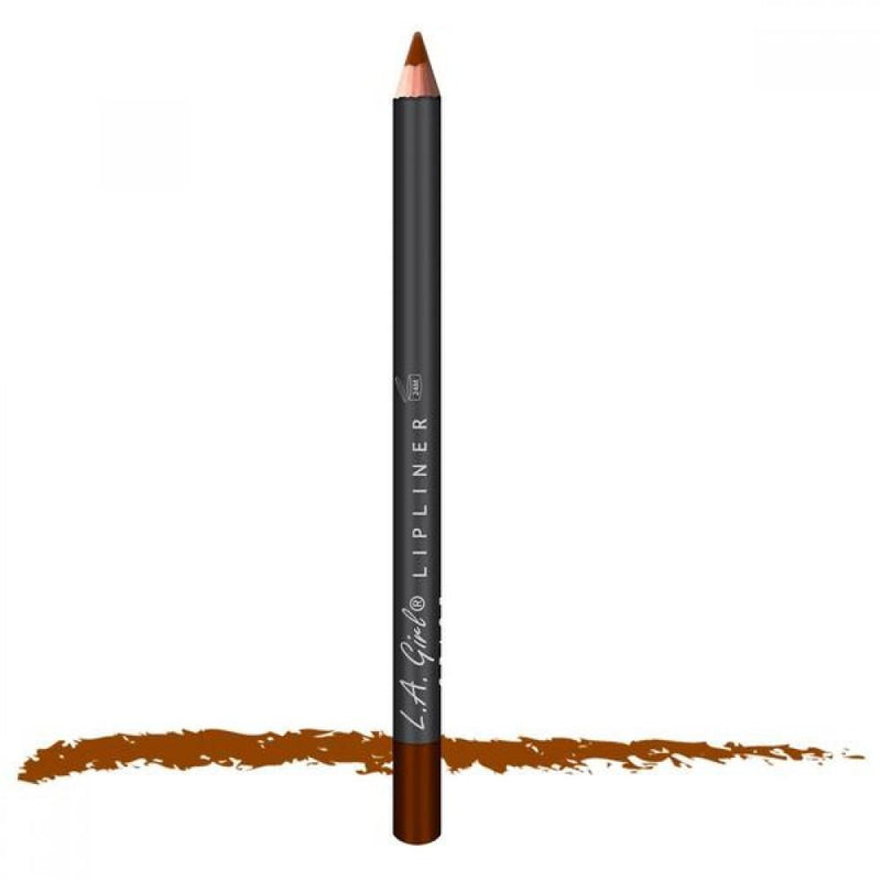 L. A. Girl Lipliner Pencil - GP529 Eggplant-L. A. Girl-LIPS-Lip Liner-NZOutlet