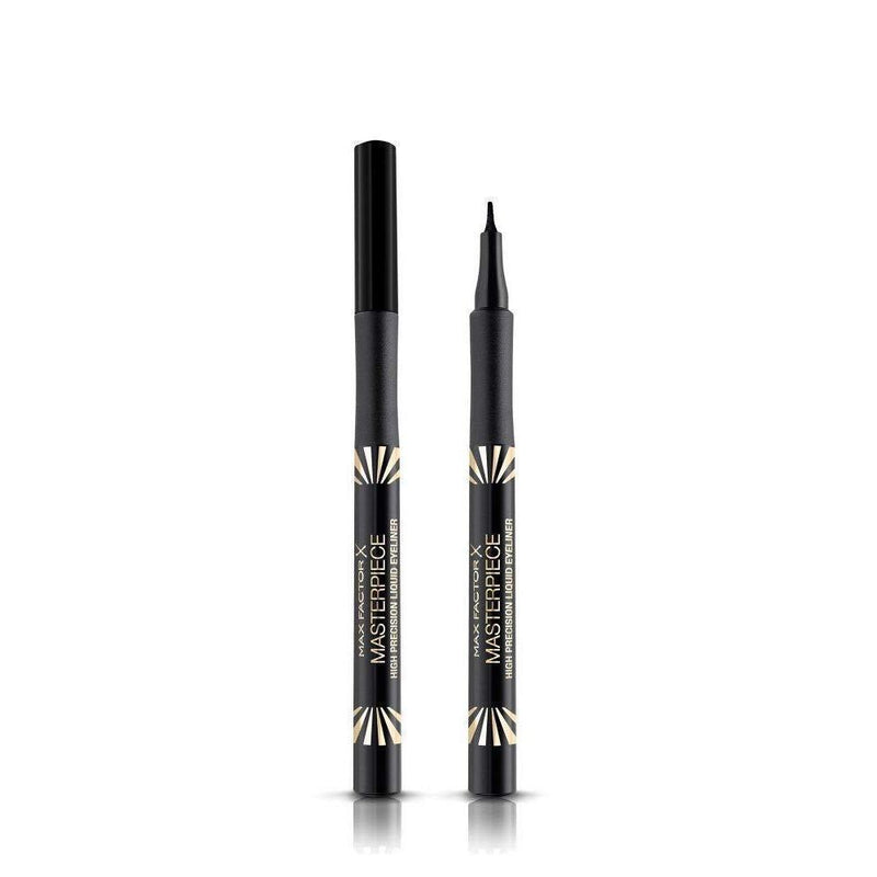 Max Factor Masterpiece Liquid Eyeliner - 15 Charcoal-Max Factor-EYES-Eye Liner-NZOutlet