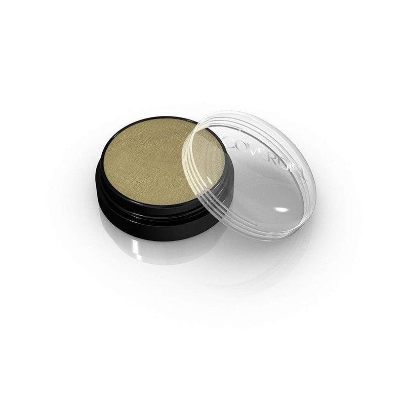 CoverGirl Flamed Out Eye Shadow Pot - 320 Melted Gold-CoverGirl-EYES-Eyeshadow-NZOutlet
