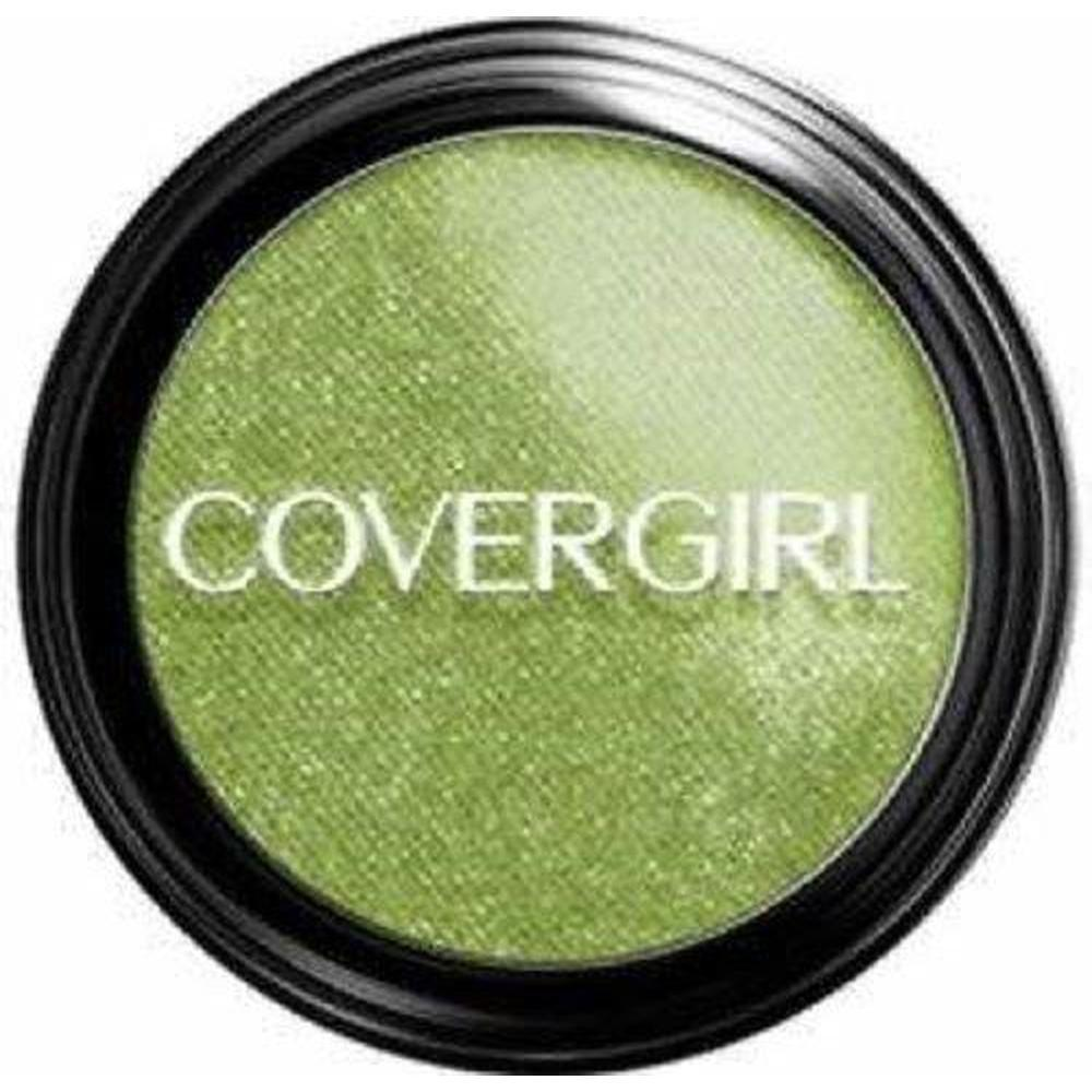 CoverGirl Flamed Out Eye Shadow Pot - 310 Lime Light-CoverGirl-EYES-Eyeshadow-NZOutlet