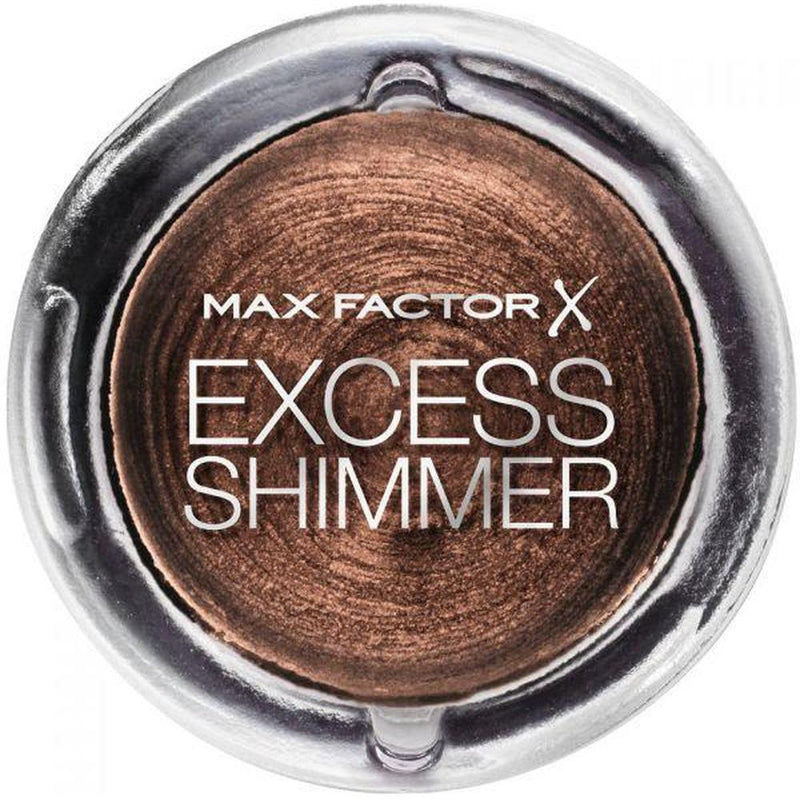Max Factor Excess Shimmer - 25 Bronze-Max Factor-EYES-Eyeshadow-NZOutlet