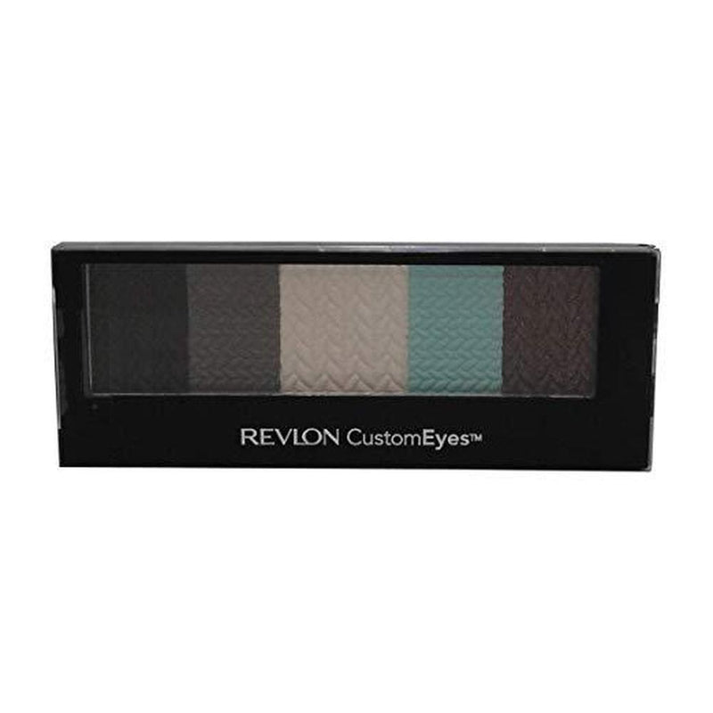 Revlon Customeyes Shadow And Liner - 022 Beach Beauty-Revlon-EYES-Eyeshadow-NZOutlet