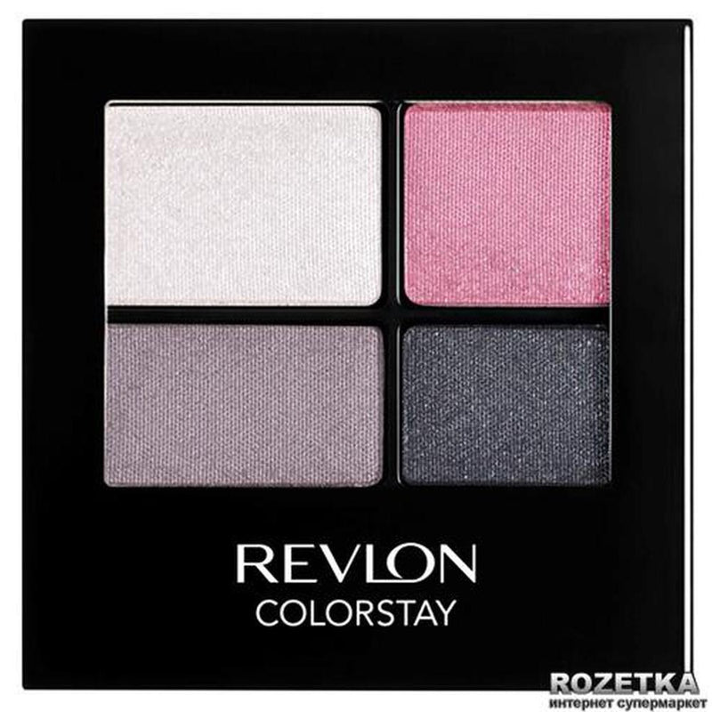 Revlon Colorstay 16 Hour Eye Shadow Quad - 535 Goddess-Revlon-EYES-Eyeshadow-NZOutlet