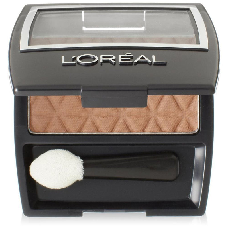 L'Oreal Paris Wear Infinite Eye Shadow SinGLEs - 812 Smooth Latte-L'Oreal Paris-EYES-Eyeshadow-NZOutlet