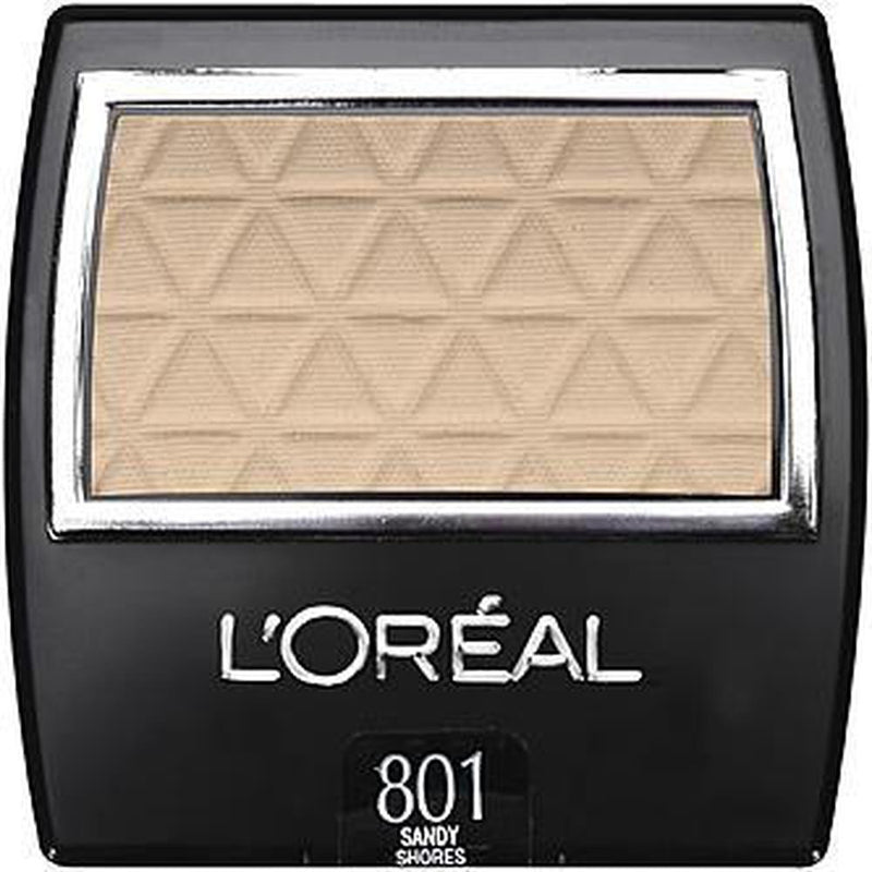 L'Oreal Paris Wear Infinite Eye Shadow SinGLEs - 801 Sandy Shores-L'Oreal Paris-EYES-Eyeshadow-NZOutlet