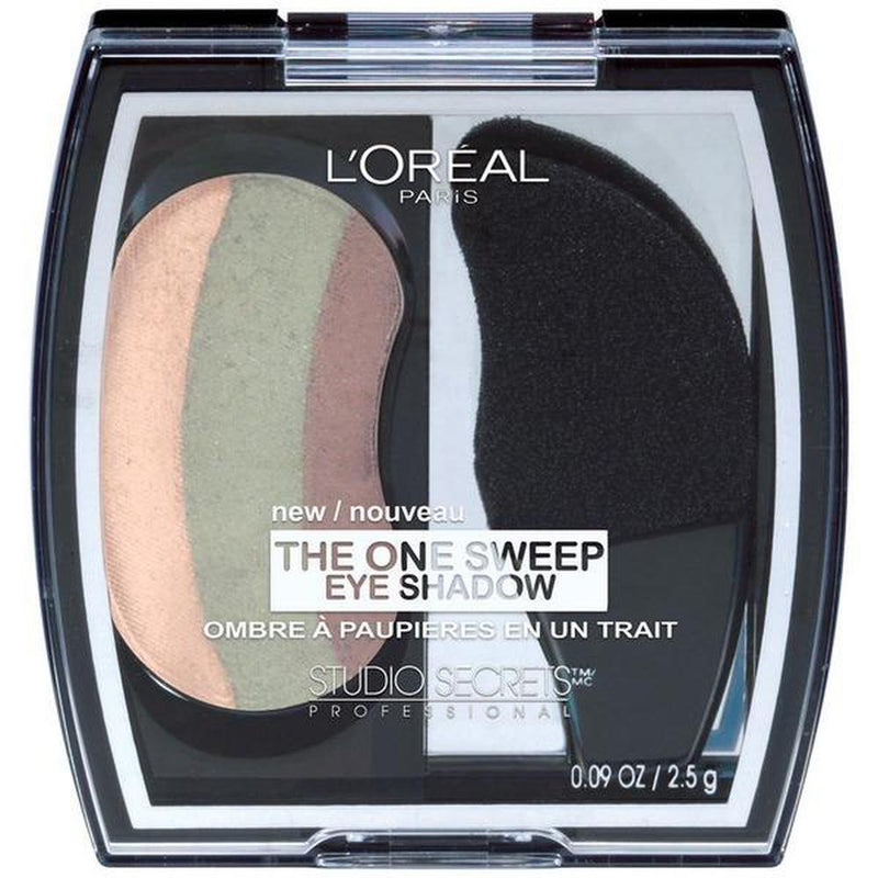 L'Oreal Paris Studio Secrets Professional The One Sweep Eye Shadow - 309 Playful For Green Eyes-L'Oreal Paris-EYES-Eyeshadow-NZOutlet