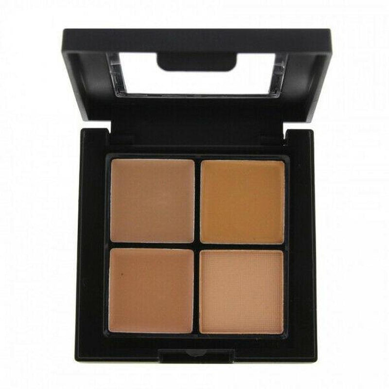 City Color Photo Chic Concealer Quad Palette - Medium-City Color-FACE-Concealer-NZOutlet