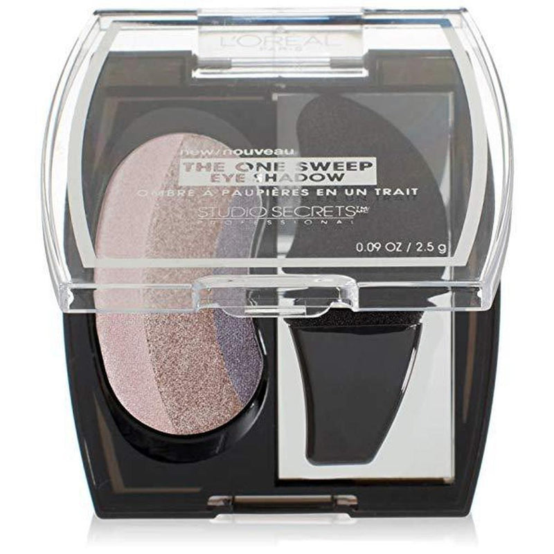 L'Oreal Paris Studio Secrets Professional The One Sweep Eye Shadow - 819 Natural For All Eyes-L'Oreal Paris-EYES-Eyeshadow-NZOutlet