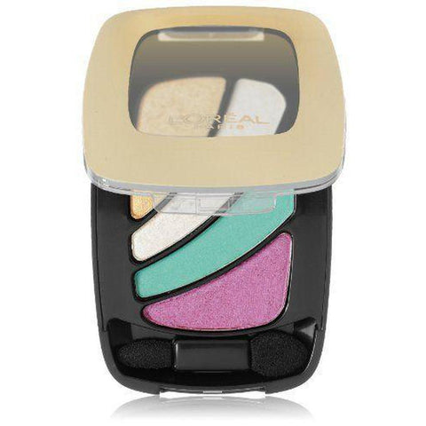 L'Oreal Paris Colour Riche Eye Shadow - 313 Neon Skirt-L'Oreal Paris-EYES-Eyeshadow-NZOutlet