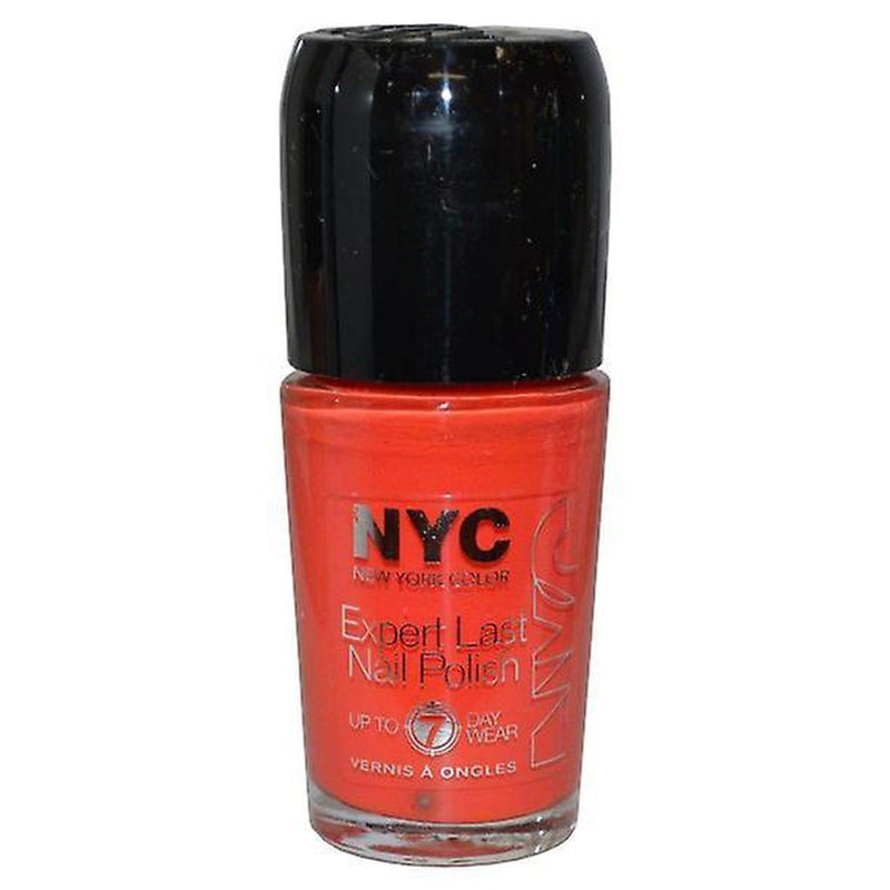 Nyc Nail Polish - 165 Carrie'D Away - 10 Day-NYC-NAILS-Nail Polish-NZOutlet