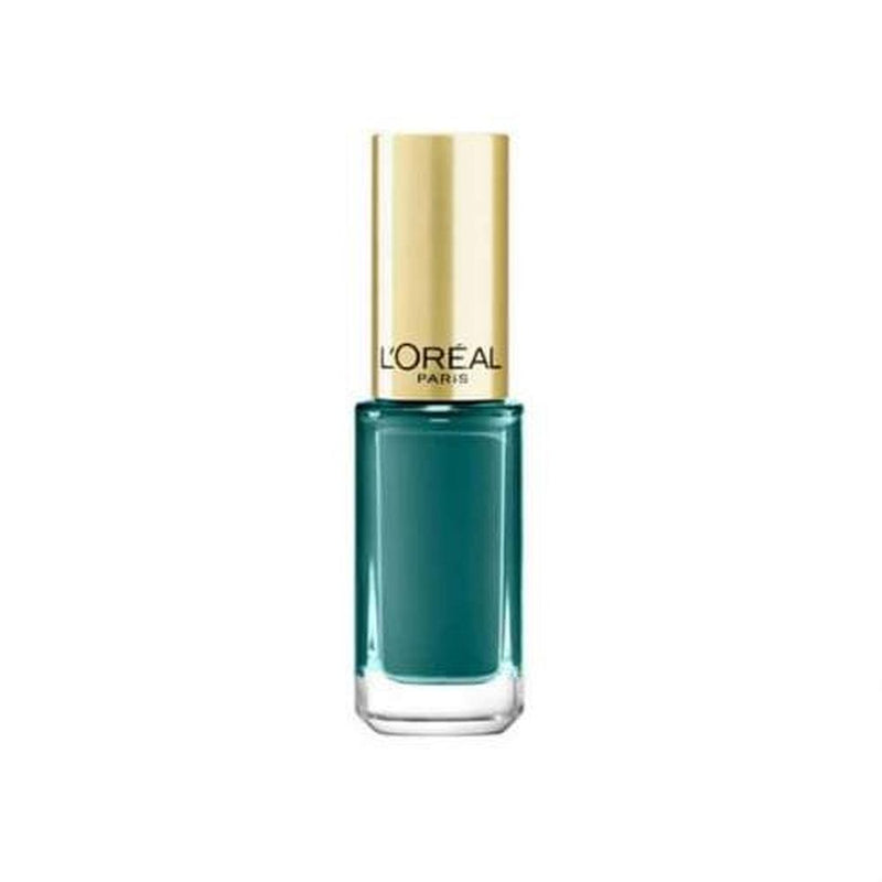 L'Oreal Paris Colour Riche Nail Polish - 613 Blue Reef-L'Oreal Paris-NAILS-Nail Polish-NZOutlet