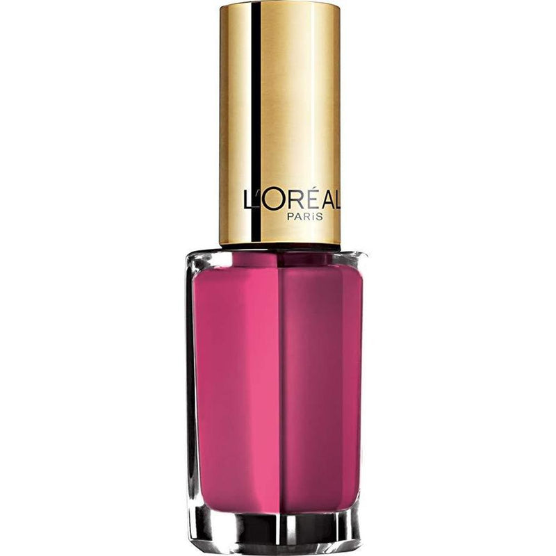 L'Oreal Paris Colour Riche Nail Polish - 213 Sassy Pink-L'Oreal Paris-NAILS-Nail Polish-NZOutlet