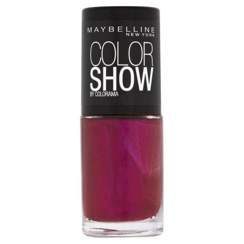 Maybelline Colour Show Nail Polish - 7 ml - 354 Berry Fusion-Maybelline-NAILS-Nail Polish-NZOutlet