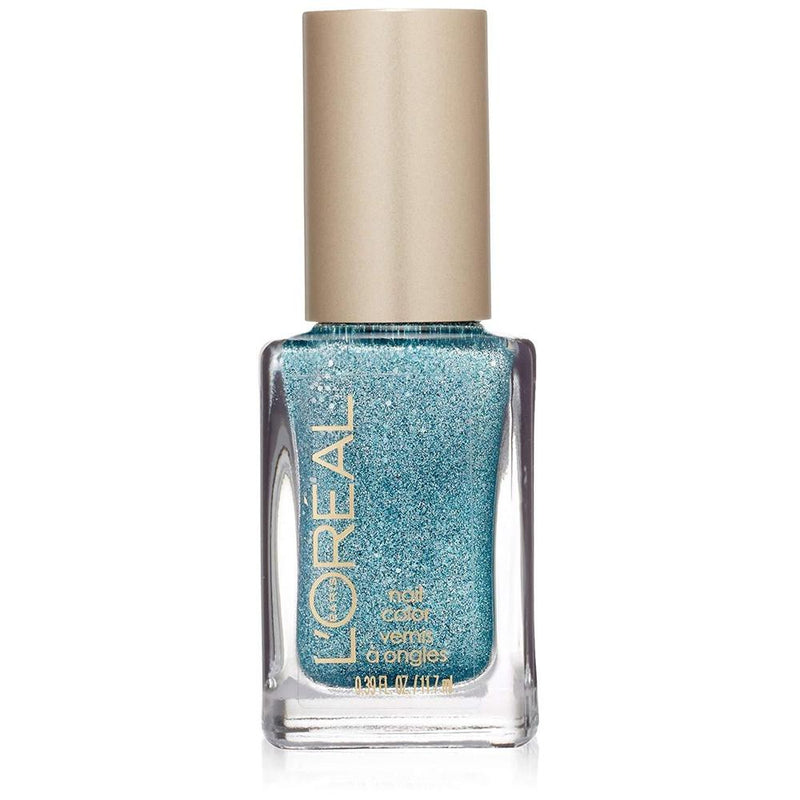 L'Oreal Color Riche Nail Polish - 142 Pop The Bubbles-L'Oreal Paris-NAILS-Nail Polish-NZOutlet