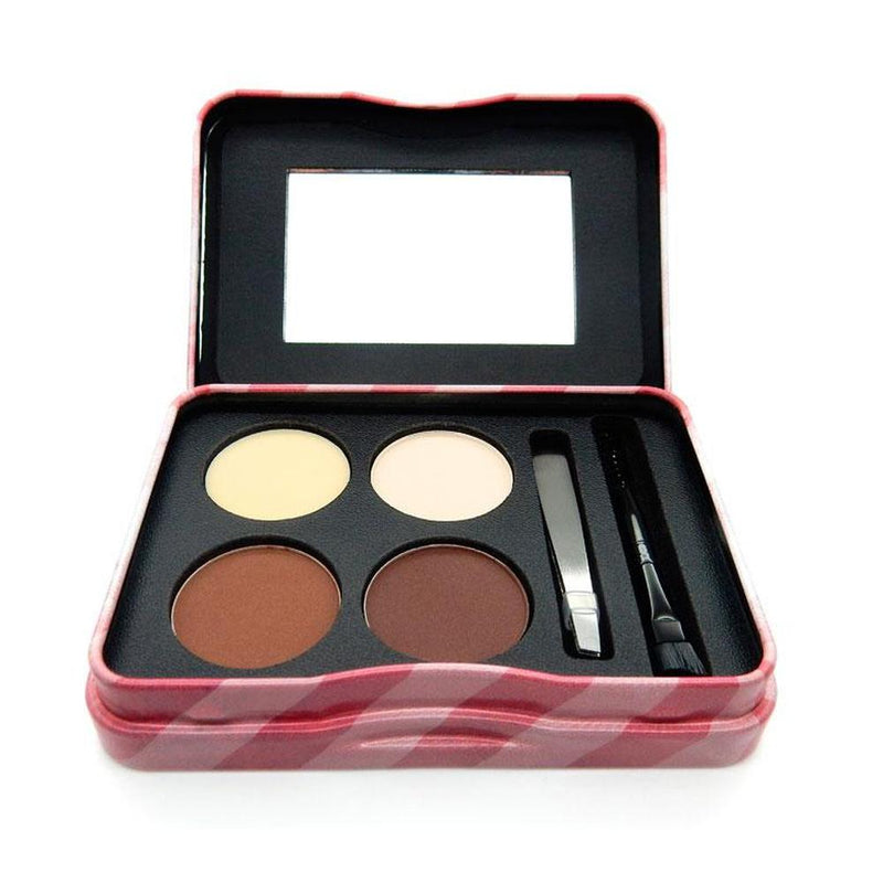 W7 Brow Parlour The Complete Eyebrow Grooming Kit-W7-EYES-Eyebrow Kit-NZOutlet