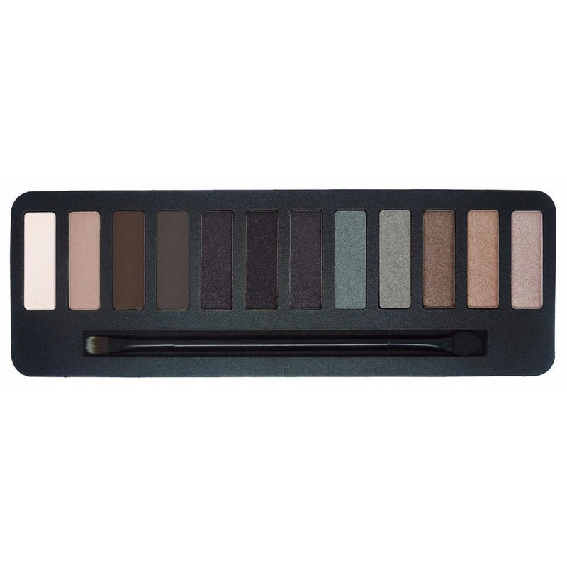 W7 Eye Colour Palette (6 Options) - Smokin' - Smokin' Shades-W7-EYES-Eyeshadow-NZOutlet