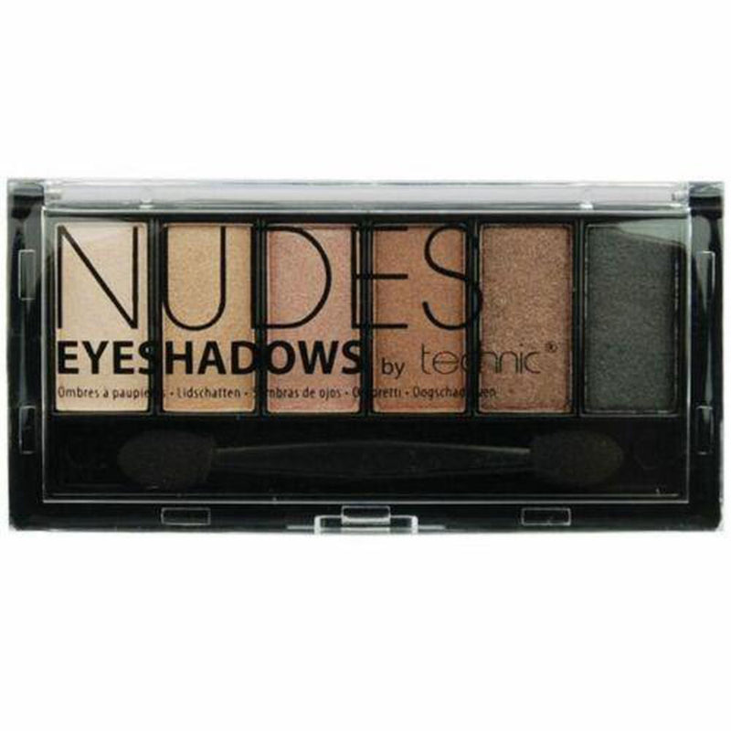 Technic Eye Shadows - Nudes-Technic-EYES-Eyeshadow-NZOutlet