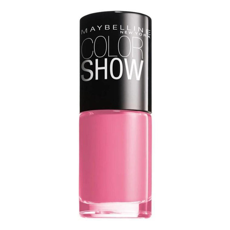Maybelline Colour Show Nail Polish - 7 ml - 262 Pink Boom-Maybelline-NAILS-Nail Polish-NZOutlet