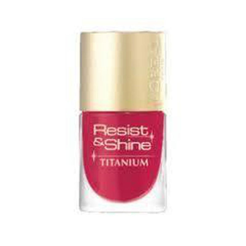 L'Oreal Resist & Shine Tatanium Nail Polish - 740-L'Oreal Paris-NAILS-Nail Polish-NZOutlet