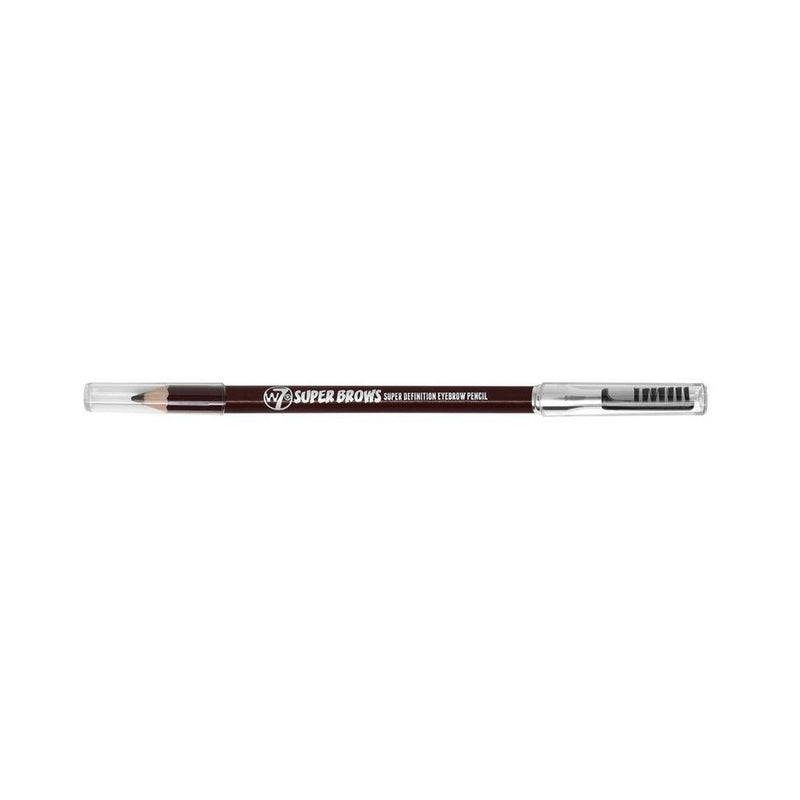 Super Brows Eye Brow Pencil By W7 - Dark Brown-W7-EYES-Eyebrow Pencil-NZOutlet