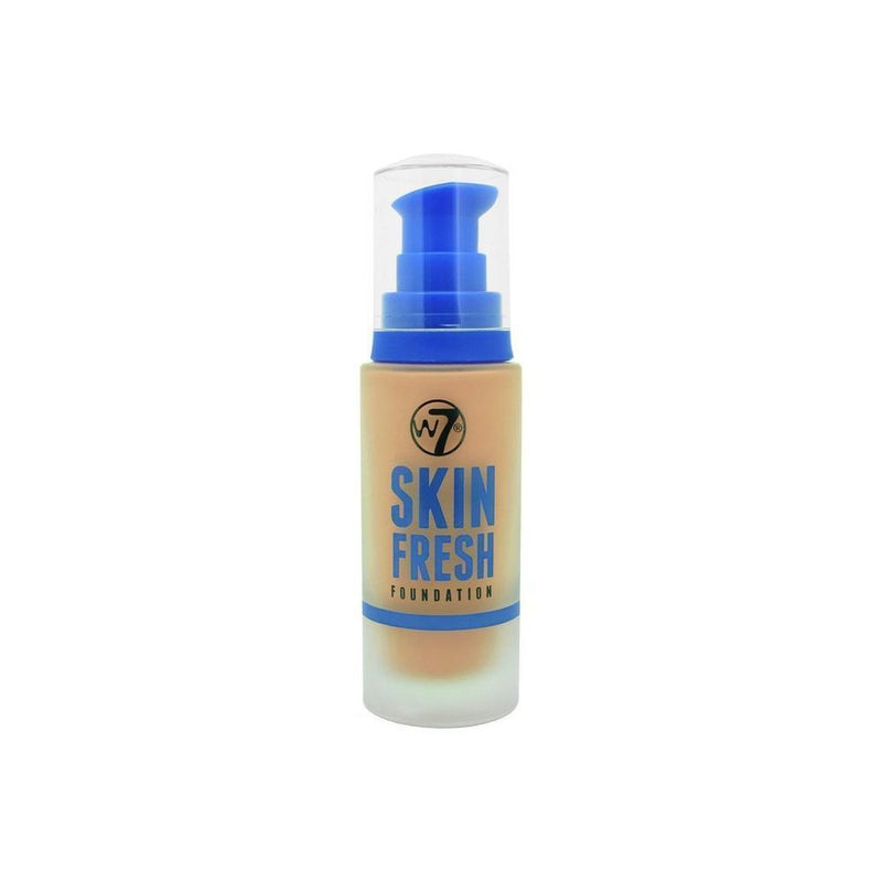 W7 Skin Fresh Foundation - Fawn Beige-W7-FACE-Foundation-NZOutlet