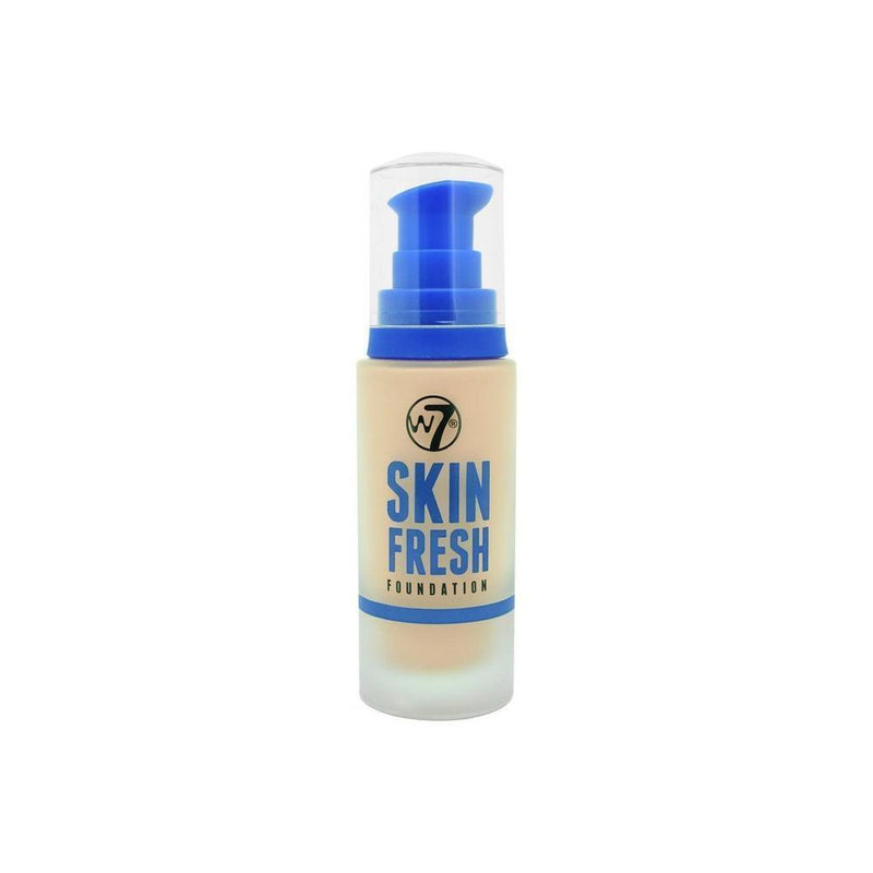 W7 Skin Fresh Foundation - Cameo Beige-W7-FACE-Foundation-NZOutlet