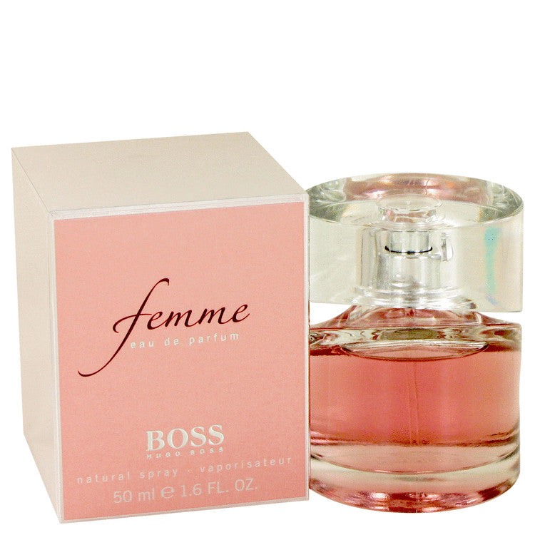 Boss Femme EDP Spray By Hugo Boss - 50 ml (W)