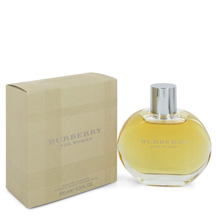 Burberry Eau De Parfum Spray By Burberry - 100 ml (W)
