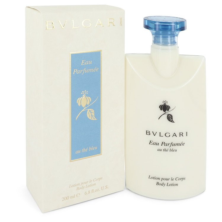 Bvlgari Eau Parfumee Au The Bleu by Bvlgari - Body Lotion 6.8 oz  (200 ml)(W)