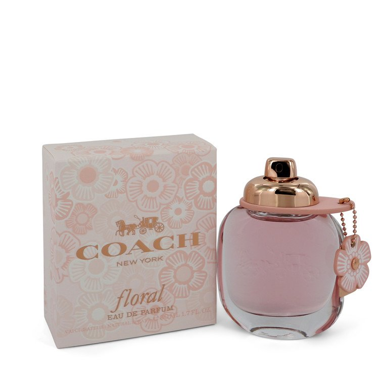 Coach Floral by Coach - Eau De Parfum Spray 1.7 oz (50 ml)(W)