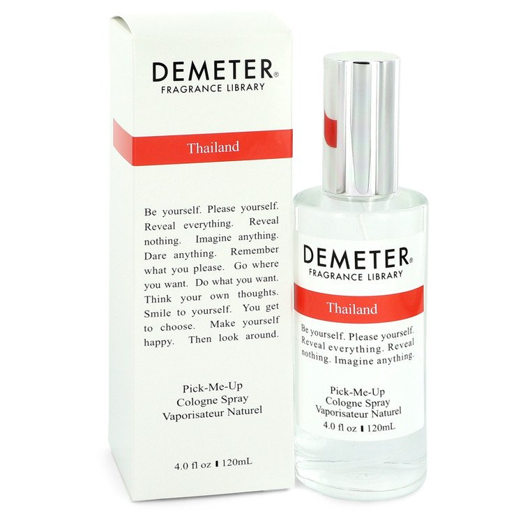 Demeter Thailand by Demeter - Cologne Spray 4 oz (120 ml)(W)