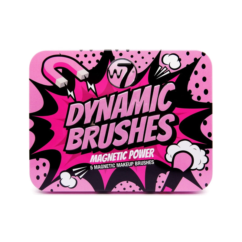 W7 Dynamic Brushes 5 Magnetic Makeup Brushes