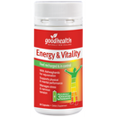 Good Health - Energy and Vitality (30 Capsules)