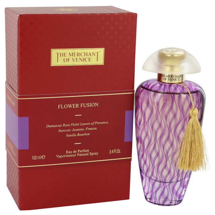Flower Fusion EDP Spray By The Merchant of Venice - 100 ml (W)