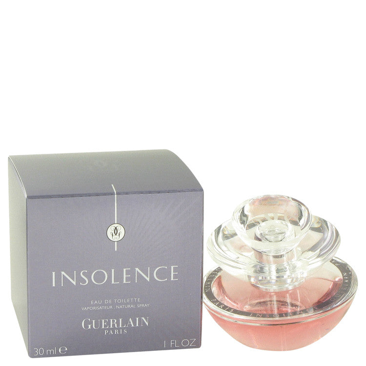 Insolence EDT Spray By Guerlain - 30 ml (W)