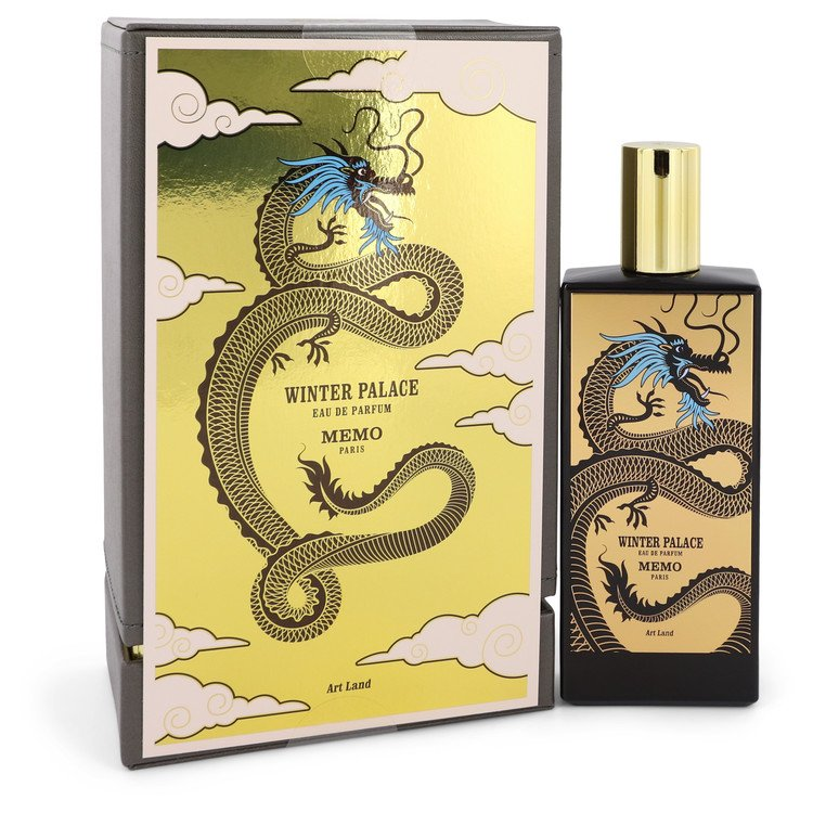 Winter Palace by Memo - Eau De Parfum Spray (Unisex) 2.5 oz (75 ml)(W)