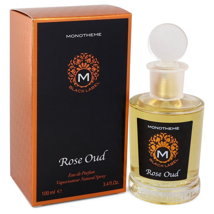 Monotheme Rose Oud EDP Spray By Monotheme - 100 ml (W)