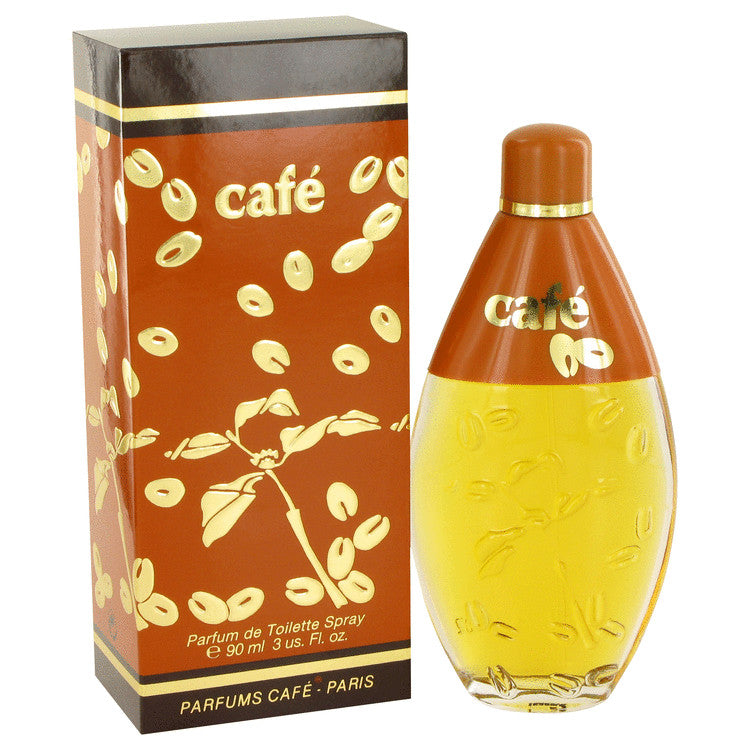Café by Cofinluxe - Parfum De Toilette Spray 3 oz (90 ml)(W)
