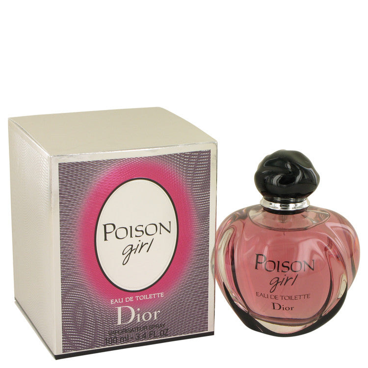Poison Girl EDT Spray By Christian Dior - 100 ml (W)