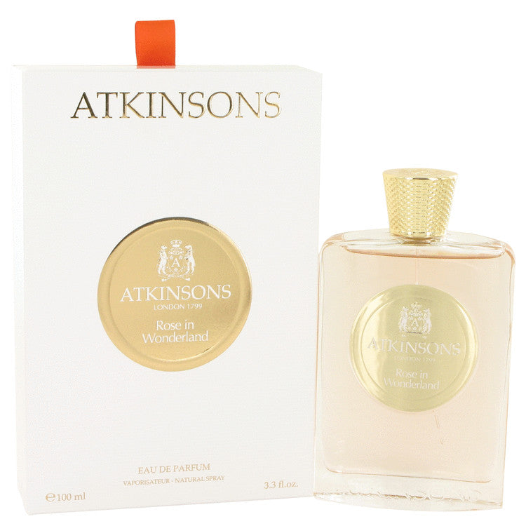 Rose In Wonderland EDP Spray By Atkinsons - 100 ml (W)