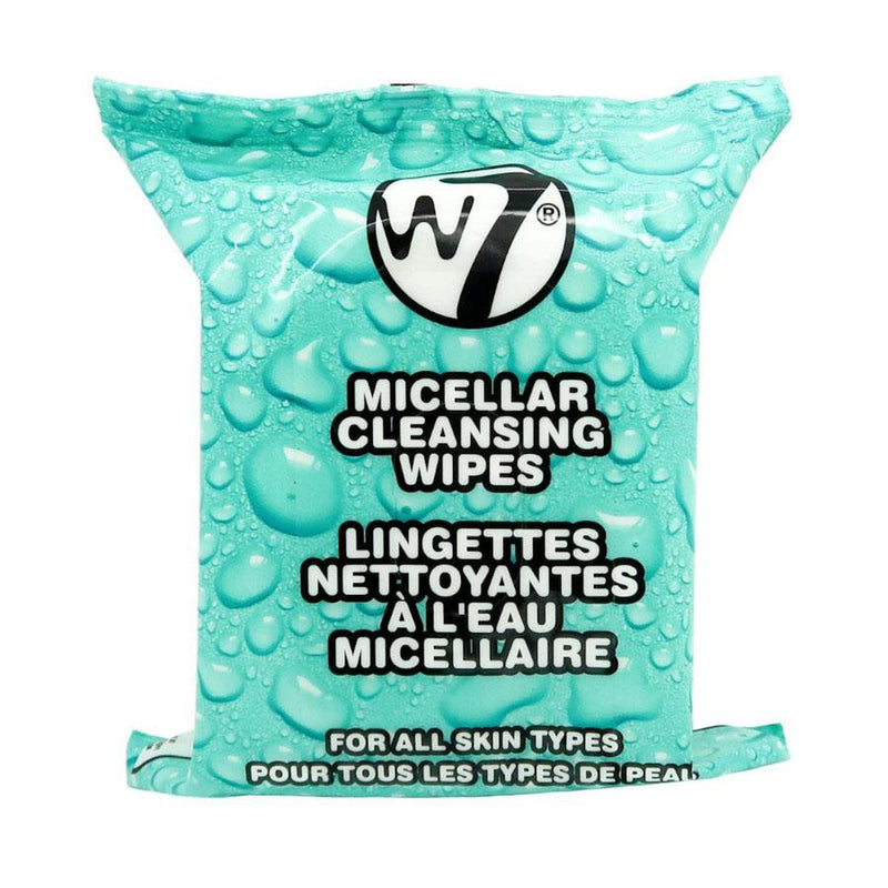 W7 Micellar Cleansing Wipes