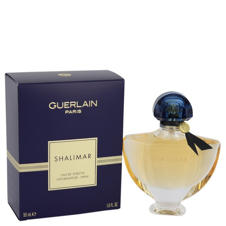 Shalimar EDT Spray By Guerlain - 50 ml (W)