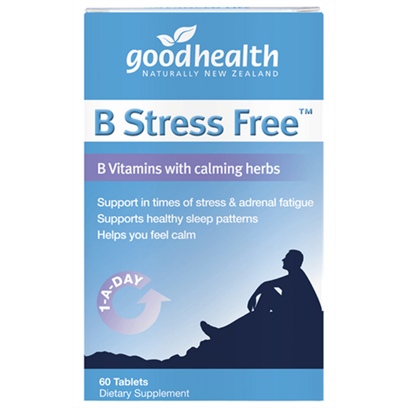 Good Health - B-Stress Free (60 Tablets)